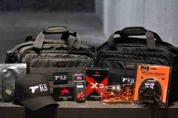 TRB Fully Loaded Gear Suite